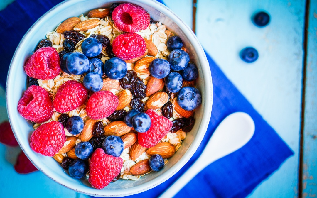 Seven Foods that Boost Brain Power
